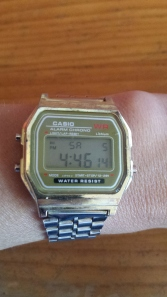 My dad has this watch, and I found it on the ground in a park